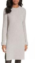Joseph Women's Ribbed Wool Blend Sweater Dress