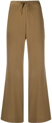 Societe Anonyme Drawstring Trousers