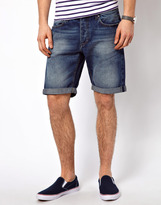 Jack and Jones Denim Shorts