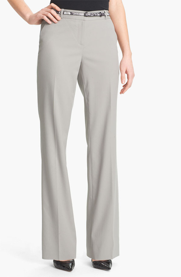 Classiques Entier Stretch Wool Twill Pants