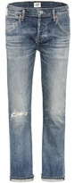Citizens of Humanity Emerson distressed boyfriend jeans