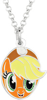 My Little Pony Apple Jack Face Pendant Necklace