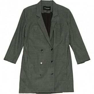 Margaux Lonnberg Grey Wool Jackets