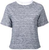 Julien David crewneck T-shirt