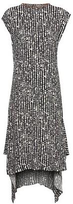 Proenza Schouler White Label Wrap dress