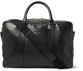 Shinola Leather Briefcase - Black