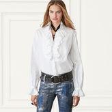 Ralph Lauren Adriana Broadcloth Shirt