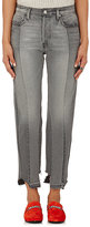 Frame Women's Nouveau Le Mix Straight Jeans