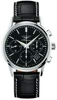 Longines Heritage/ The Column-Wheel Chronograph Stainless Steel Men's Watch L2.749.4.52.0