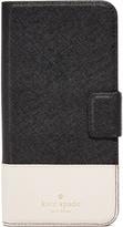 Kate Spade Leather Wrap Folio iPhone 7 Plus Case
