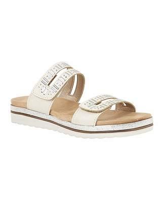 Lotus Halley Mule Sandals Standard D Fit