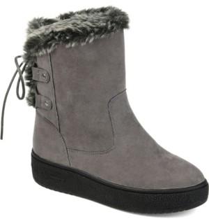 Journee Collection Women's Kaskae Winter Boots Women's Shoes