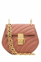 Chloé Quilted Mini Drew Bag