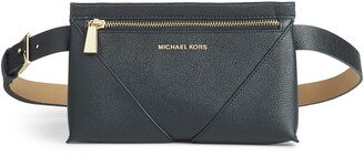 Michael Kors Leather Belt Bag