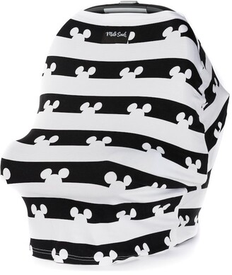 Milk Snob Multi Use Baby Car Seat Cover Mickey Mouse