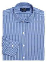 Polo Ralph Lauren Slim-Fit Estate Striped Dress Shirt
