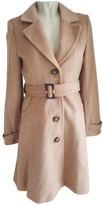 Non Signã© / Unsigned Camel Wool Coats