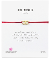 Dogeared Friendship Bracelet