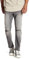 "William Rast Dean Slim Straight Distressed Jeans - 32\"" Inseam"