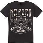 No Fear Men's Born Live to Ride T-Shirt