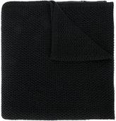 Givenchy logo knit scarf