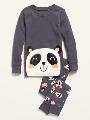 Old Navy Panda Pajama Set for Toddler & Baby