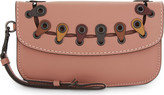 Coach 1941 wristlet leather clutch