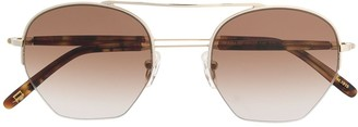 MOSCOT Aviator Sunglasses