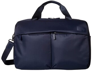 Lipault Paris City Plume 24 Hour Bag (Black) Bags
