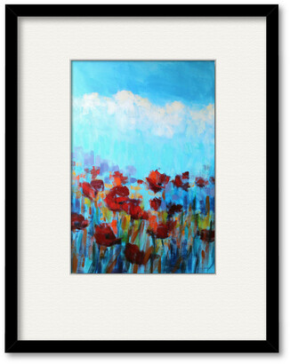 Courtside Market Wall Decor Garden Of Delights Gallery Collection Framed Art
