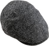 Sterkowski Harris Tweed Ivy League Classic Flat Cap US 6 3/4