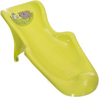 Camilla And Marc Bieco 11002008 - Bath seat Zoo Green with Suction feet About 24 x 52 x 20 cm