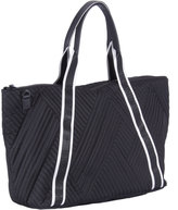 KENDALL + KYLIE Jane Quilted Nylon Tote Bag