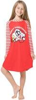 Intimo Looney Tunes Holiday Merry Everything Fleece Nightgown (Little Girls & Big Girls)