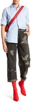 G Star Bronson Camouflage Loose Chino