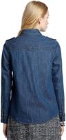 Brooks Brothers Solid Denim Shirt