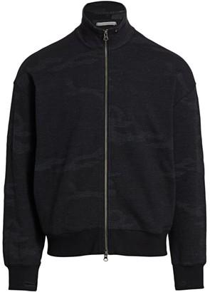 Madison Supply Novelty Terry Zip-Up Jacket