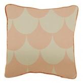 Nobodinoz Cotton Square Cushion - Patterned