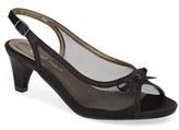 David Tate Women's 'Prom' Slingback Sandal