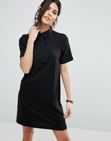 Asos Clean Polo Shirt Dress