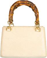 Serpui Marie Leona Bun Top Handle Bag