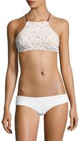 Nanette Lepore Coachella Valley Stargazer Bikini Top