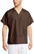 Cherokee Workwear Unisex V-Neck Tunic Scrub Top