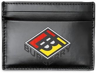 Burberry Graphic Logo Cardholder