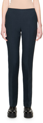 The Row Ladan Wool Silk Pants