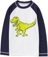 Gymboree Dino Rashguard