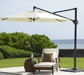 Pottery Barn Round Cantilever Umbrella - Solid Sunbrella®;