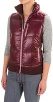 Carve Designs Corbet Down Vest - 750 FP (For Women)