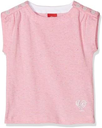 S'Oliver Baby Girls' 65.804.32.5038 T-Shirt
