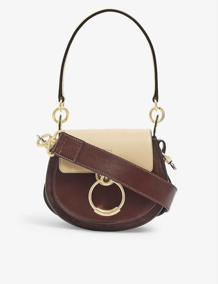 Chloé Tess Day small leather cross-body bag